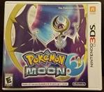 Nintendo 3DS Game POKEMON MOON